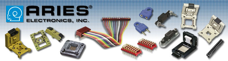 Aries Electronics - Your Best Source for Interconnection and Packaging Solutions