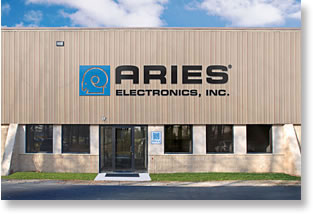 Aries Electronics Headquarters in Bristol, Pennsylvania