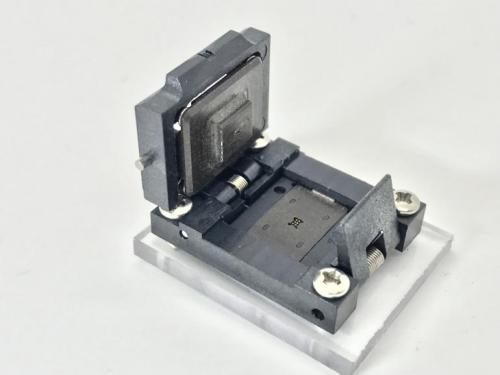 6-Optical FOV Floating Alignment Plate Skt.-Open View.