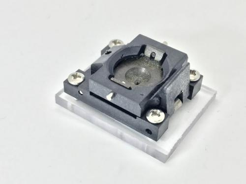 6- Optical FOV Floating Alignment Plate Skt-Closed View.