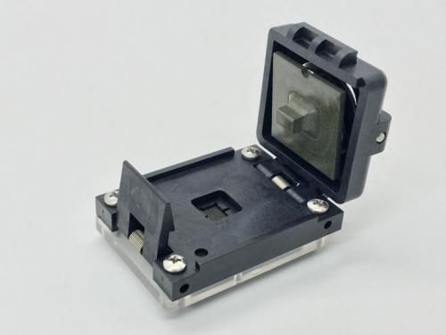 9-ESD Socket-Open View.