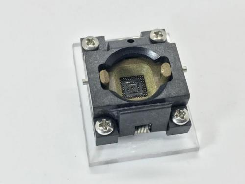 1-Optical Open Top FOV Socket-Closed View.