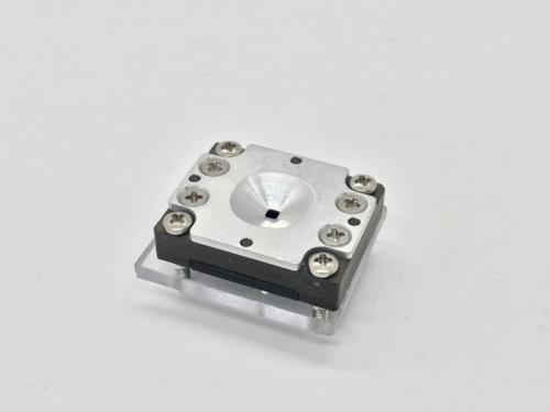 4-Optical FOV Screw Down Lid Socket-Closed View.